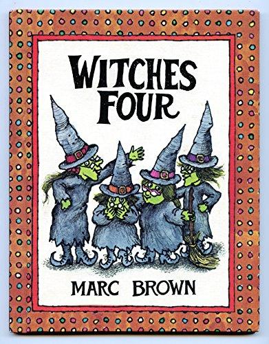 9780819310132: Witches Four (Parents Magazine Read Aloud Originals)