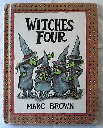 9780819310132: Witches Four (Parents Magazine Read Aloud Originals)