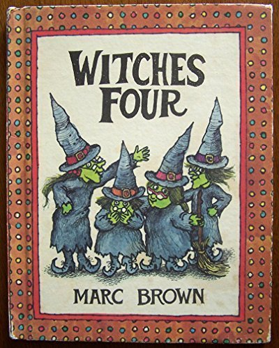 Witches Four: Brown, Marc Tolon