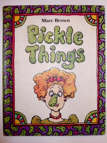 9780819310286: Pickle Things