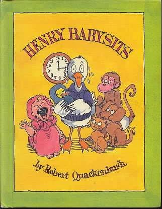 9780819311078: Henry Babysits