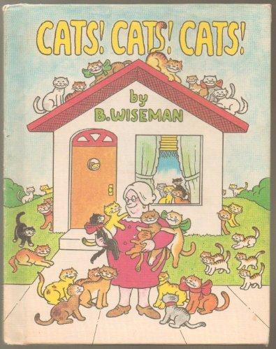 Cats! Cats! Cats!: Bernard Wiseman