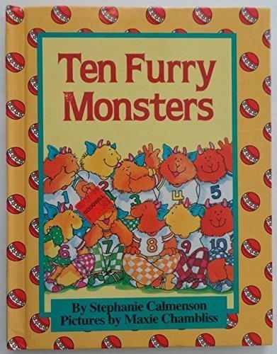 9780819311283: Ten Furry Monsters (Parents Magazine Read Aloud and Easy Reading Program Origina)