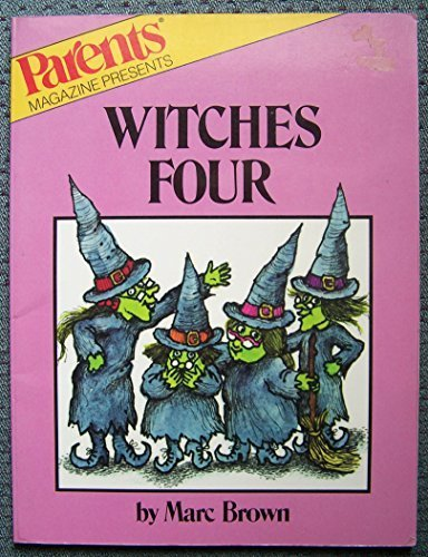 9780819311429: Witches Four (Parents Magazine Read Aloud Originals)