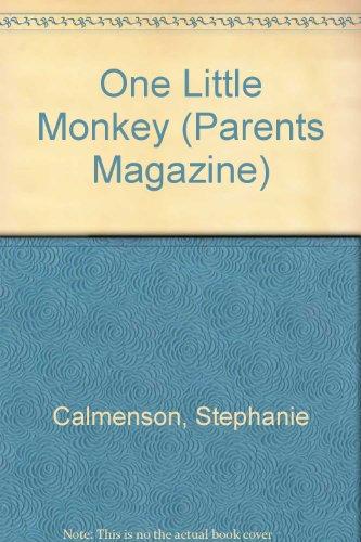 9780819311450: One Little Monkey (Parents Magazine)