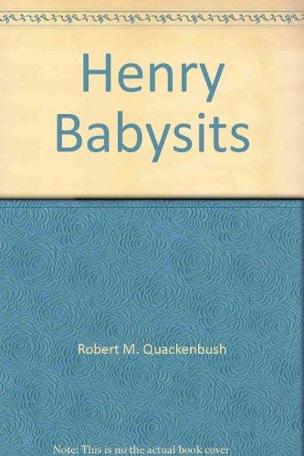 9780819311559: Henry Babysits