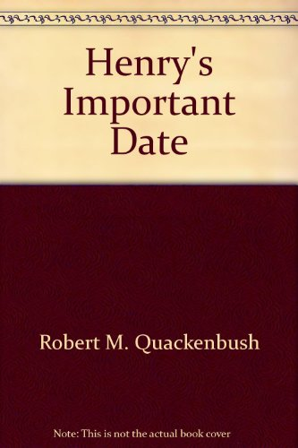 9780819311658: Henry's Important Date
