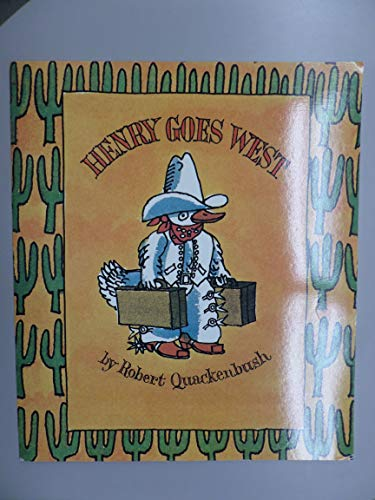 9780819311757: Henry Goes West