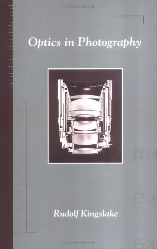 9780819407634: Optics in Photography: 6 (Spie, Volume 6)