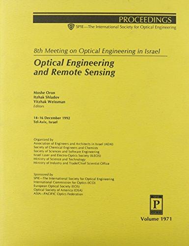 8th Meeting on Optical Engineering in Israel: n/a