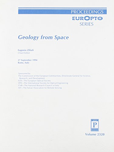 Geology from Space: 27 September 1994 Rome,: Eugenio Zilioli (Editor),