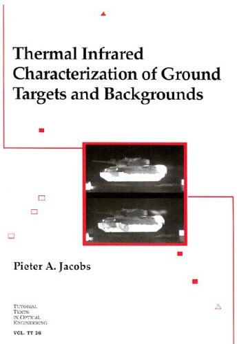 9780819421807: Thermal Infrared Characterization of Ground Targets and Backgrounds (Tutorial Texts in Optical Engineering)