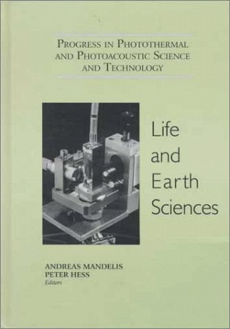 9780819424501: Progress in Photothermal and Photoacoustic Science and Technology, Volume III: Life and Earth Sciences (SPIE Press Monograph Vol. PM41) (Progress in ... Photoacoustic Science and Technology, V. 3)