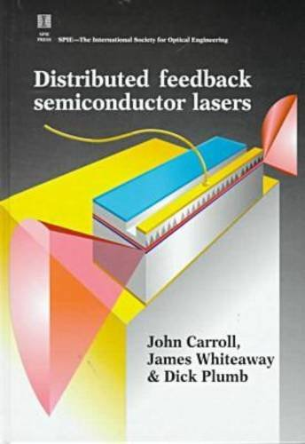 9780819426604: Distributed Feedback Semiconductor Lasers (Spie Press Monograph, Vol Pm52)