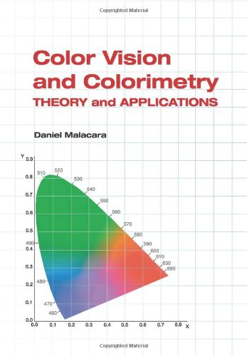 9780819442284: Color Vision: Theory and Applications (SPIE Press Monograph)