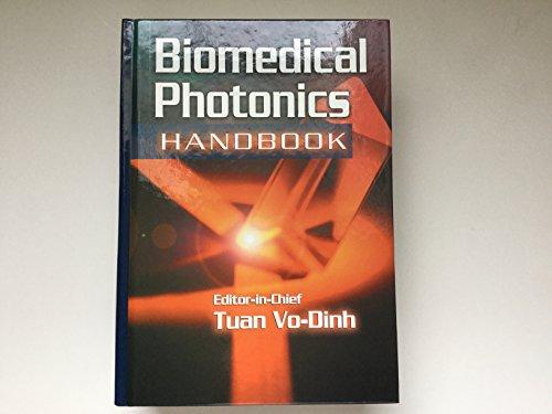 9780819450203: Biomedical Photonics Handbook (Press Monographs)