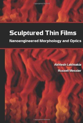 9780819456069: Sculptured Thin Films: Nanoengineered Morphology and Optics (SPIE Press Monograph Vol. PM143)