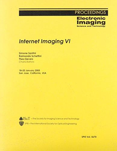 9780819456434: Internet Imaging VI (Proceedings of Spie)