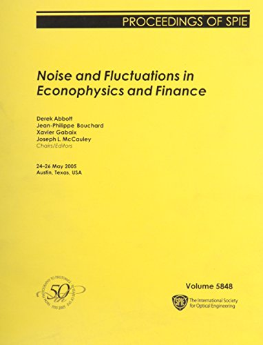 9780819458438: Noise And Fluctuations in Econophysics And Finance