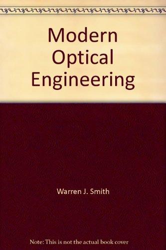 9780819470966: Modern Optical Engineering (Press Monograph) (SPIE Press Monograph)