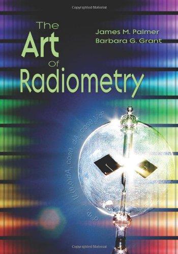 9780819472458: The Art of Radiometry