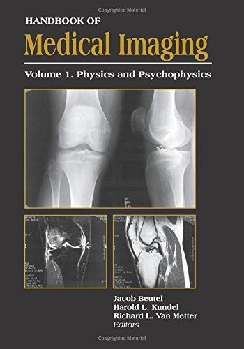 9780819477729: Handbook of Medical Imaging: Physics and Psychophysics Volume 1