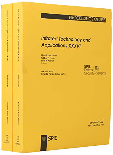 Infrared Technology and Applications: Volume XXXVI (Paperback): Bjorn F. Andresen