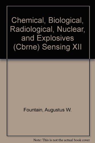 Chemical, Biological, Radiological, Nuclear, and Explosives (CBRNE) Sensing XII: 26-28 April 2011, ...