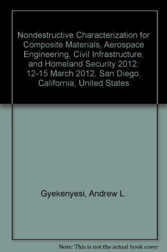 Nondestructive Characterization for Composite Materials, Aerospace Engineering, Civil ...