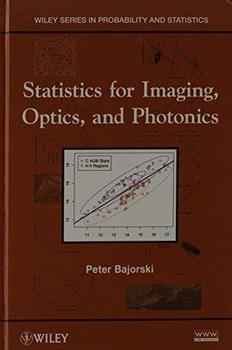 9780819490209: Statistics for Imaging, Optics, and Photonics