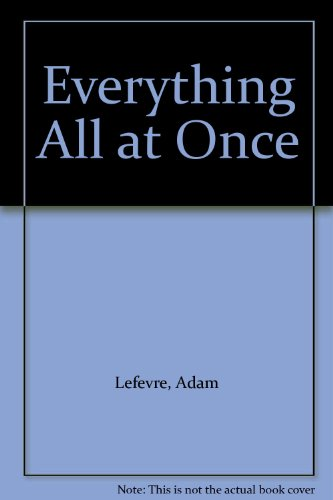 9780819510891: Everything All at Once: Poems (Wesleyan Poetry Program)