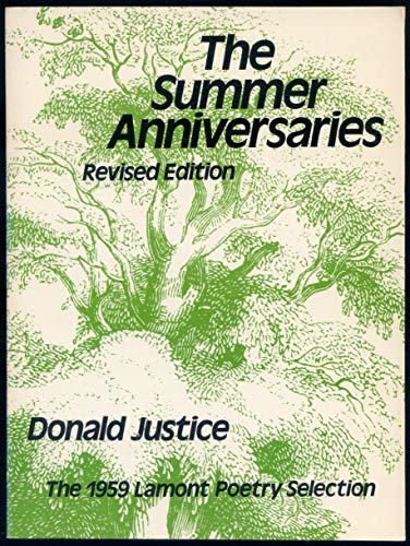 The Summer Anniversaries (SIGNED): Justice, Donald