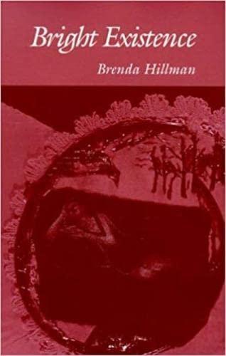 Bright Existence (Wesleyan Poetry Series)