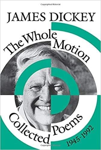 9780819512185: The Whole Motion: Collected Poems, 1945–1992 (Wesleyan Poetry Series)