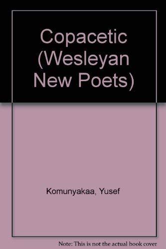 9780819521163: Copacetic (Wesleyan New Poets)