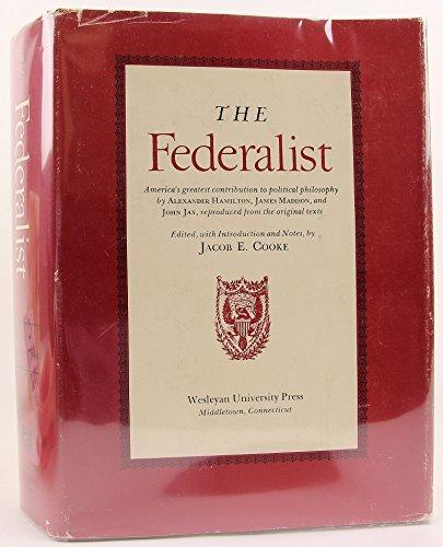 9780819530165: The Federalist