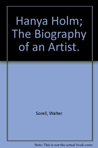 9780819530967: Hanya Holm; The Biography of an Artist.