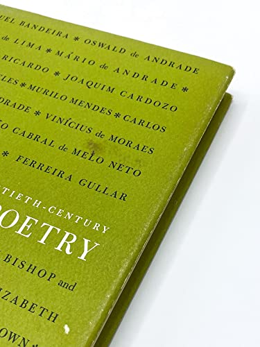9780819540447: An Anthology of Twentieth-Century Brazilian Poetry (English and Portuguese Edition)