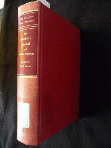 The Jacobite's Journal and Related Writings (The: Henry Fielding
