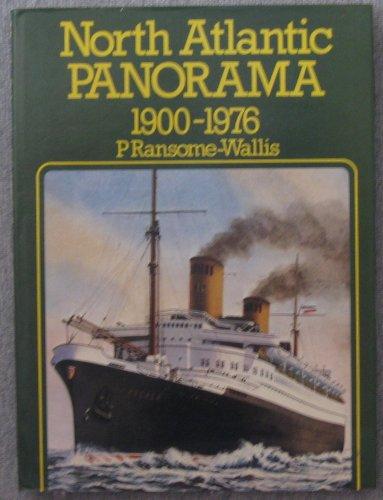 North Atlantic Panorama 1900-1976.: RANSOMEWALLIS, P.