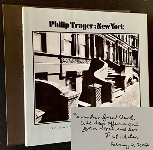 Philip Trager: New York