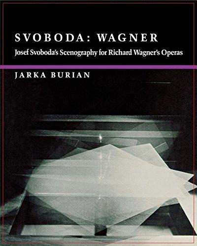 9780819550880: Svoboda: Wagner: Joseph Svoboda's Scenography for Richard Wagner's Operas