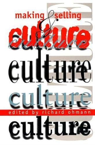 9780819553010: Making and Selling Culture