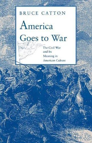 9780819560162: America Goes to War: The Civil War and Its Meaning in American Culture