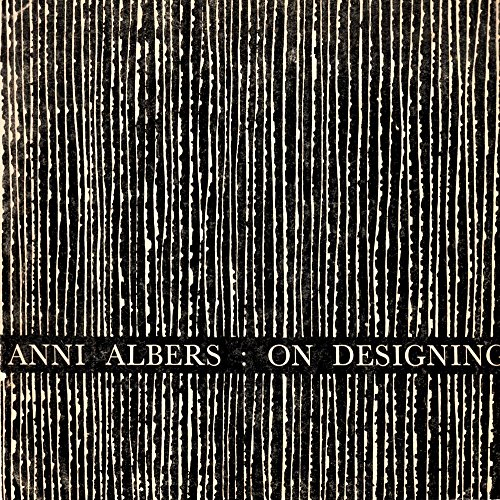 9780819560193: Anni Albers: On Designing