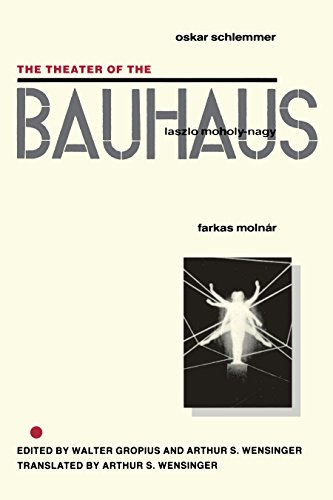 9780819560209: The Theater of the Bauhaus