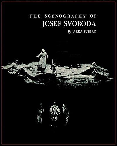 9780819560322: The Scenography of Josef Svoboda.