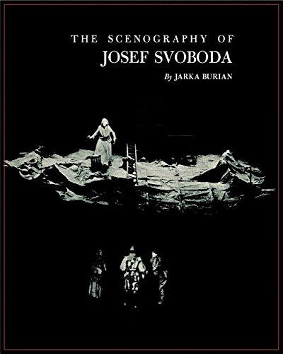 9780819560322: The Scenography of Josef Svoboda.