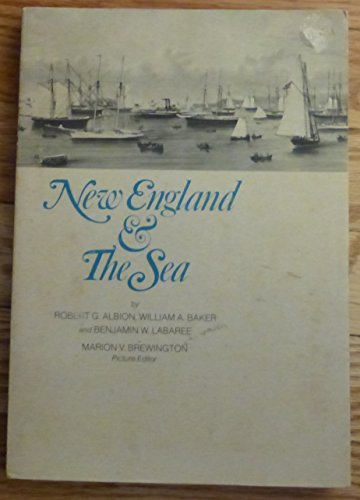 9780819560469: New England and the Sea