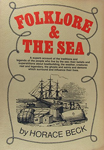 9780819560520: Folklore and the Sea (American Maritime Library Series)
